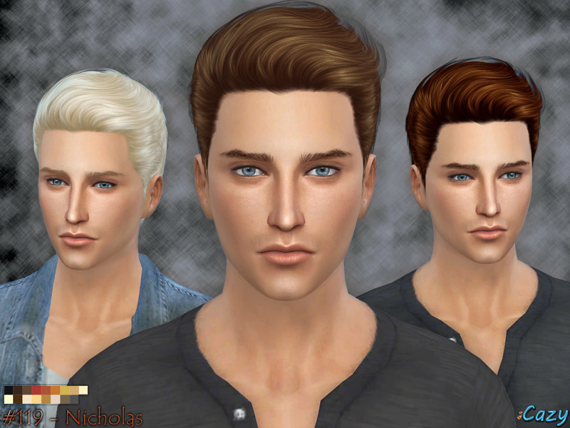 Men Downloads The Sims 4 Catalog