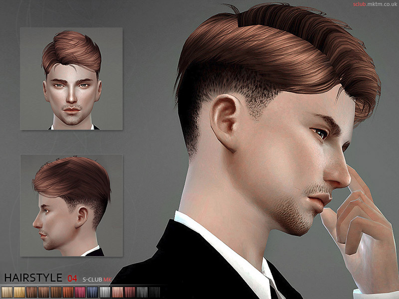 Men Downloads - The Sims 4 Catalog