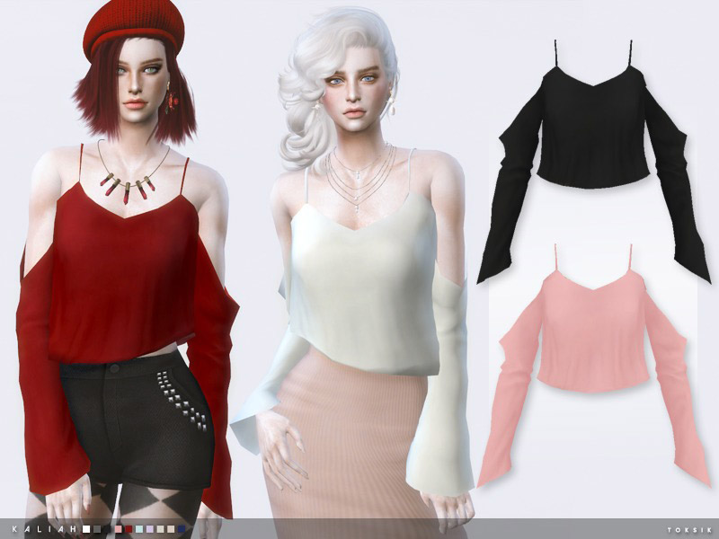 download sims 4 clothes and hair free