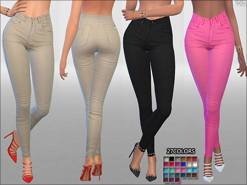 729d8c7302c The Sims 4 Clothing - FREE Downloads