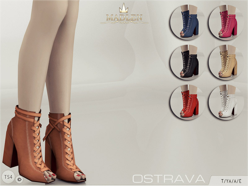 920df34729f Shoes Downloads - The Sims 4 Catalog