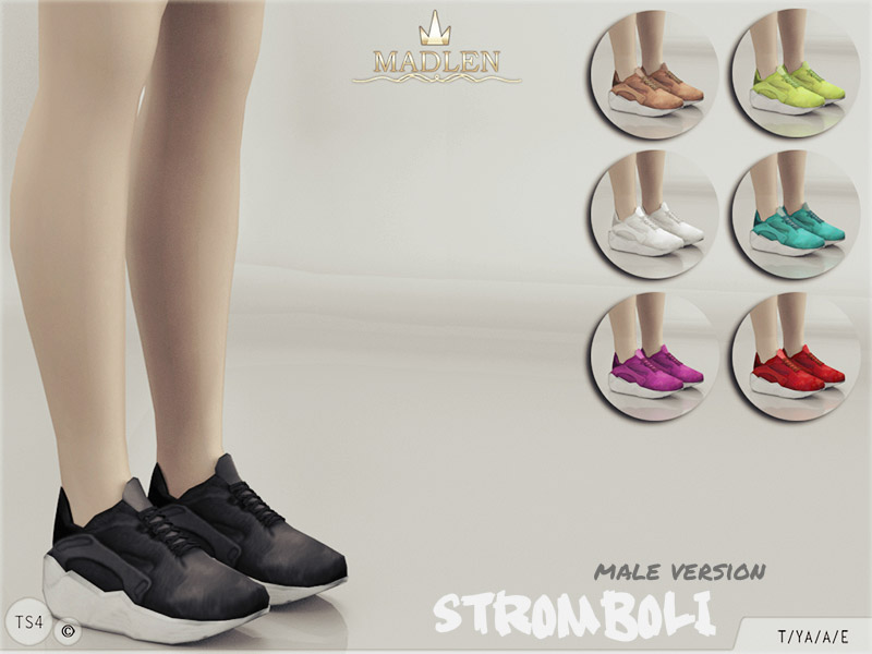f9c06301ee1cc Shoes Downloads - The Sims 4 Catalog