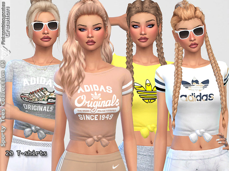 The Sims 4 Clothing FREE Downloads