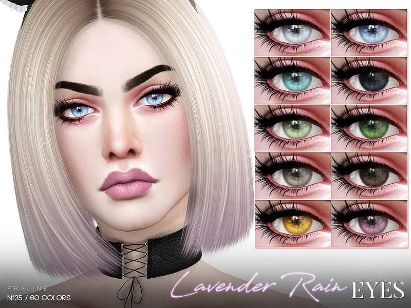 Eyecolors Downloads - The Sims 4 Catalog