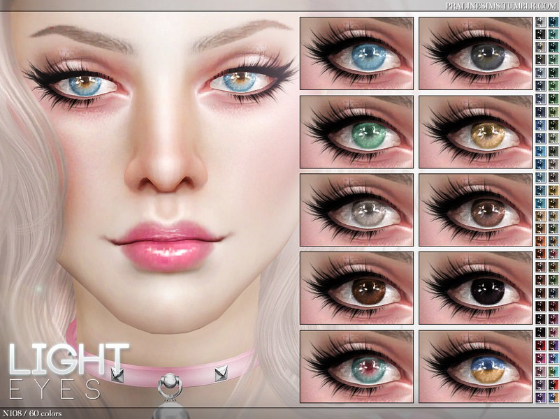 Eyecolors Downloads The Sims 4 Catalog