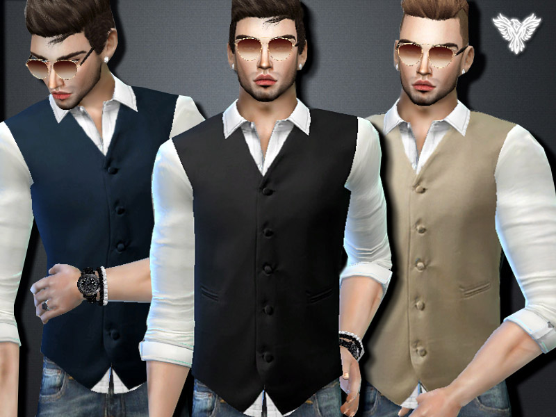 Sims 4 mods male jacket