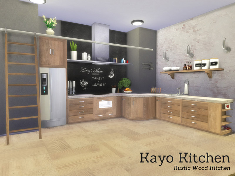 Kitchen Furniture Downloads The Sims 4 Catalog