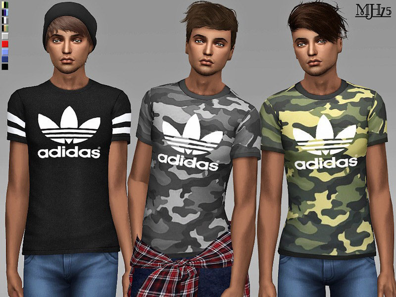 Men's Clothing Downloads The Sims 4 Catalog