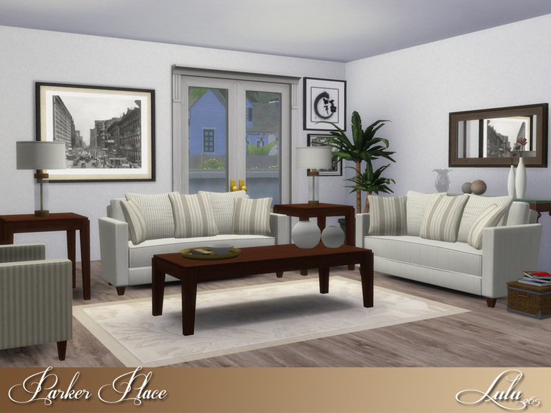 Living Room Downloads The Sims 4 Catalog