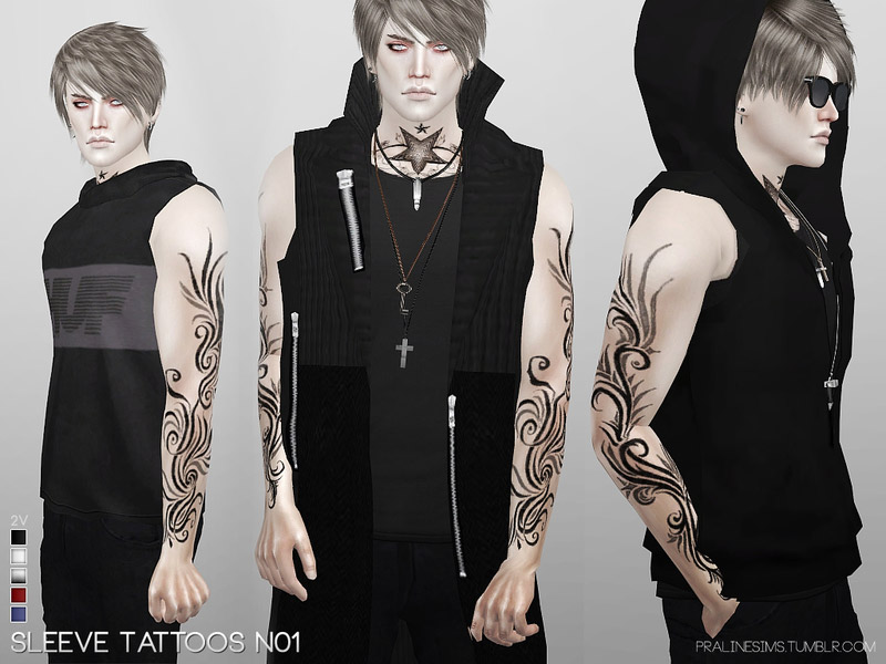 cffe78a93 Tattoos Downloads - The Sims 4 Catalog