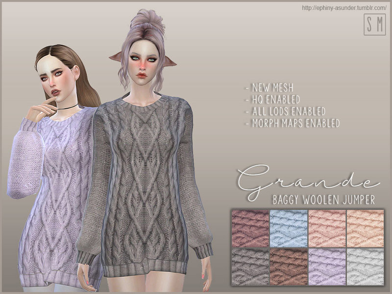 9d91f789c44a Jumpers Downloads - The Sims 4 Catalog