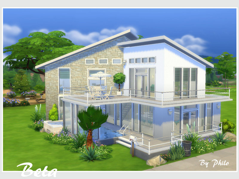 The Sims 4 Free Houses And Lots Downloads