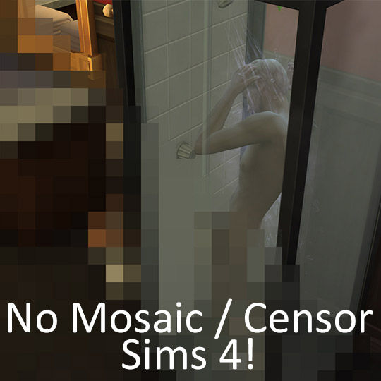 4 nude sims The Sims