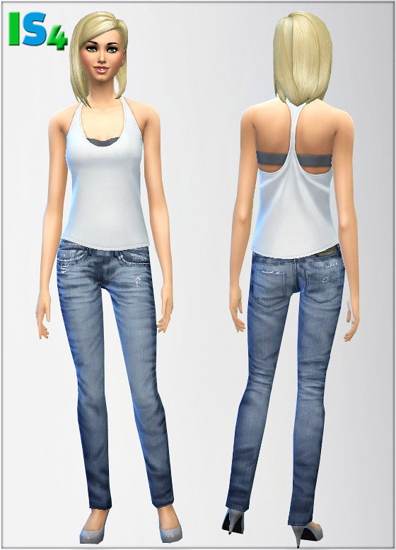 Jeans 1 The Sims 4 Catalog