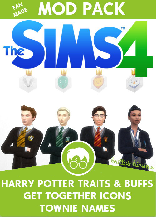 Sims 4 Mod Pack