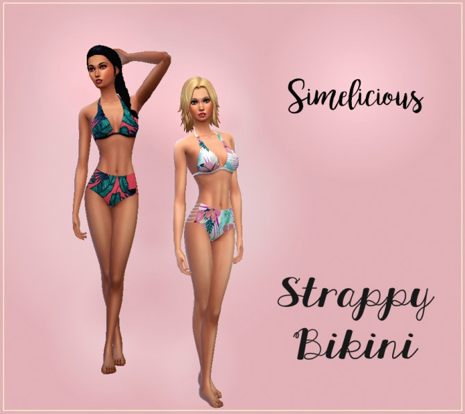 aa7af6e0ef Swimwear Downloads - Page 12 of 23 - The Sims 4 Catalog