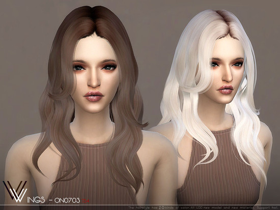 The Sims 4 Hairstyles - FREE Downloads
