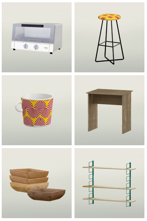 Goop Kitchen Additions At Slox The Sims 4 Catalog