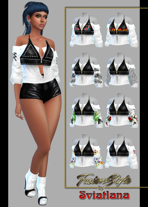 The Sims 4 Clothing - FREE Downloads